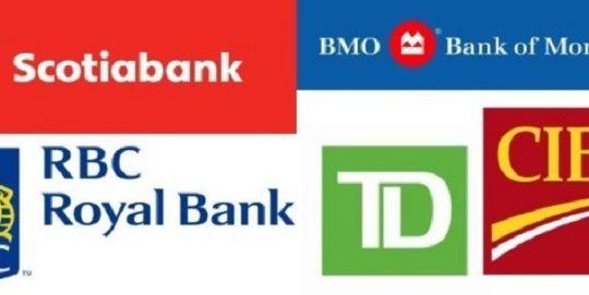 انتخاب بانک کانادایی