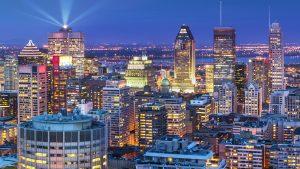 شهر مونترئال کانادا