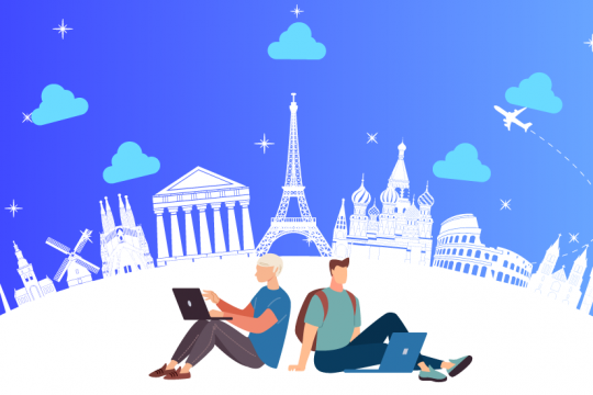 تحصیل در مقطع دکتری در اروپا و آمریکا